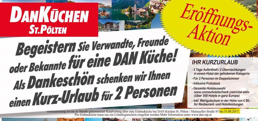 DAN Küchen St. Pölten und Ansfelden: Beratung, Lieferung, Montage | {Dan küchen logo 63}